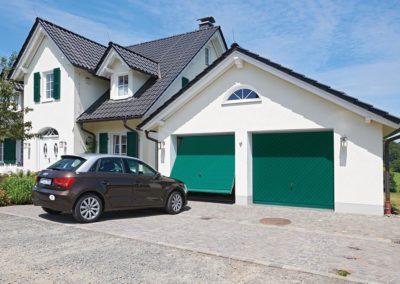 Hörmann Doppelgarage Einfamilienhaus