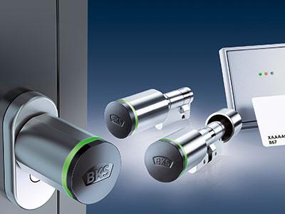 ixalo Elektronisches Schliesssystem RFID