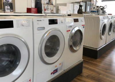 Waschmaschinen von Miele